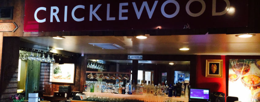 Cricklewood scale free restaurant
