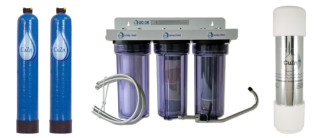 cuzn clean water filter med hospitality
