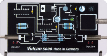 Vulcan 5000 hard water descaler